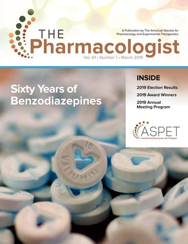 The Pharmacologist March 2019 by ASPET - issuu