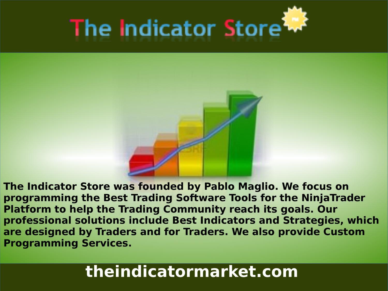 Best Trading Indicators For Ninjatrader by