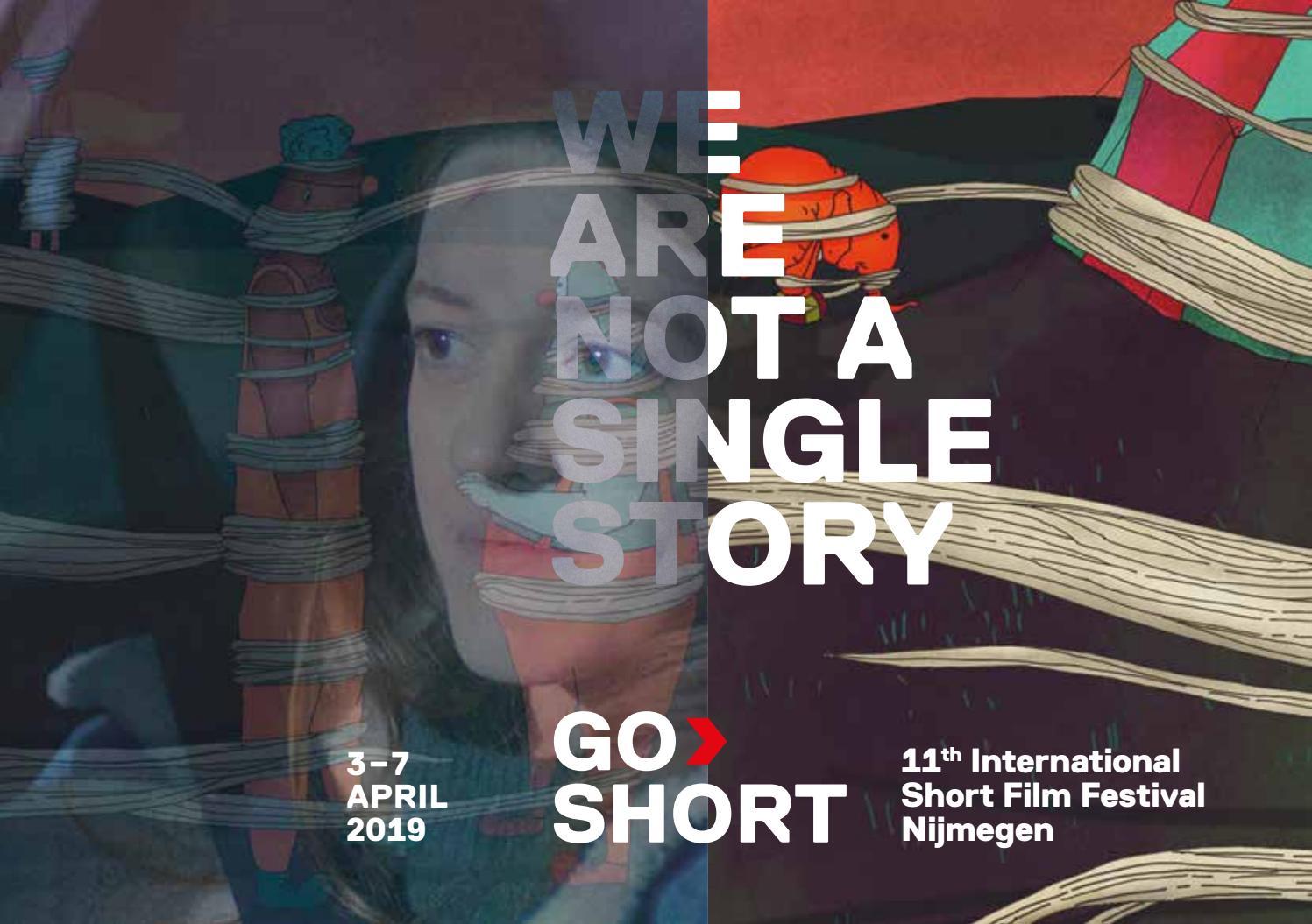 Angelika Baumgart catalogue go short 2019go short - international short