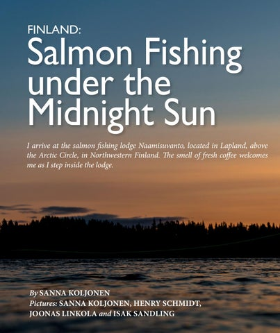 Page 118 of Finland - Salmon Fishing under the Midnight Sun