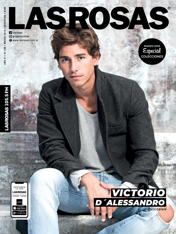 44ee8edd77 Vico D´Alessandro - Edición 268 by Revista Las Rosas - issuu