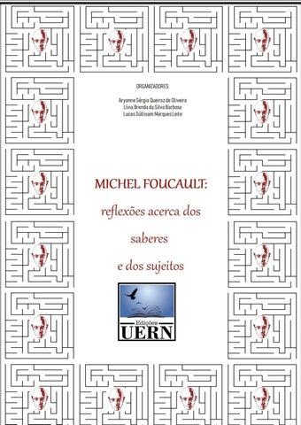2e01bb151 Michel Foucault  reflexões acerca dos saberes e dos sujeitos by ...