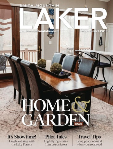 March/April 2019 Smith Mountain Laker magazine by