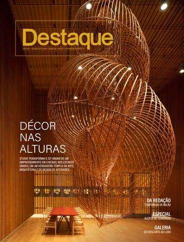 2c4a4a23ec798 Revista Destaque Decor - Fevereiro e Março 2019 by Revista Destaque ...