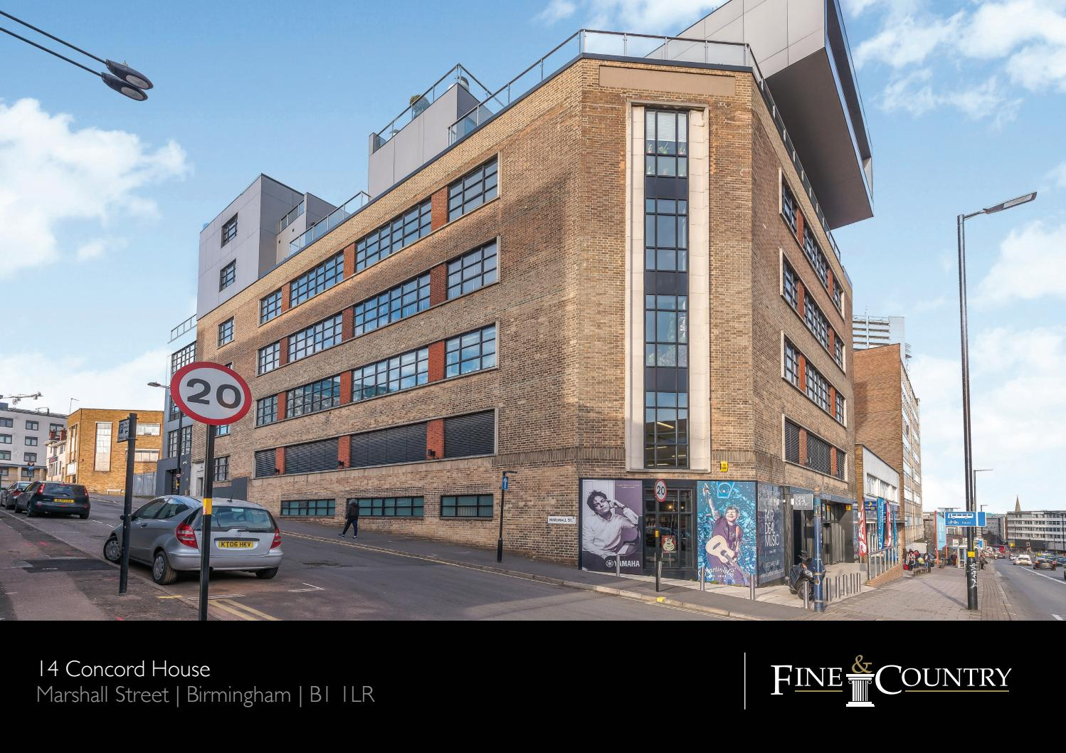 14 Concord House Birmingham by Fine & Country Issuu