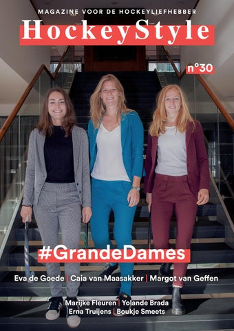 Page 1 of Grande Dames in de hockeysport