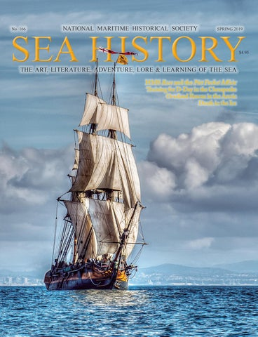 Sea History 166 - Spring 2019 by National Maritime