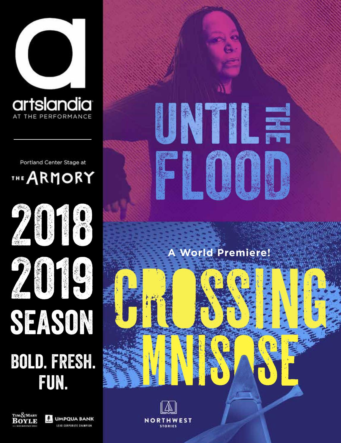 Until the Flood / Crossing Mnisose by Artslandia - issuu