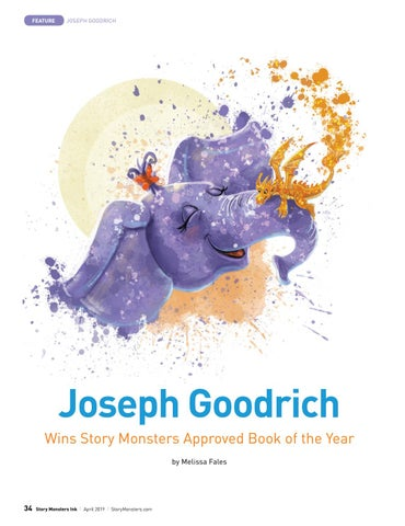 Page 34 of Joseph Goodrich Wins Story Monsters Approved Book of the Year