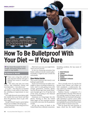 Page 52 of How to Be Bulletproof With Your Diet – If You Dare