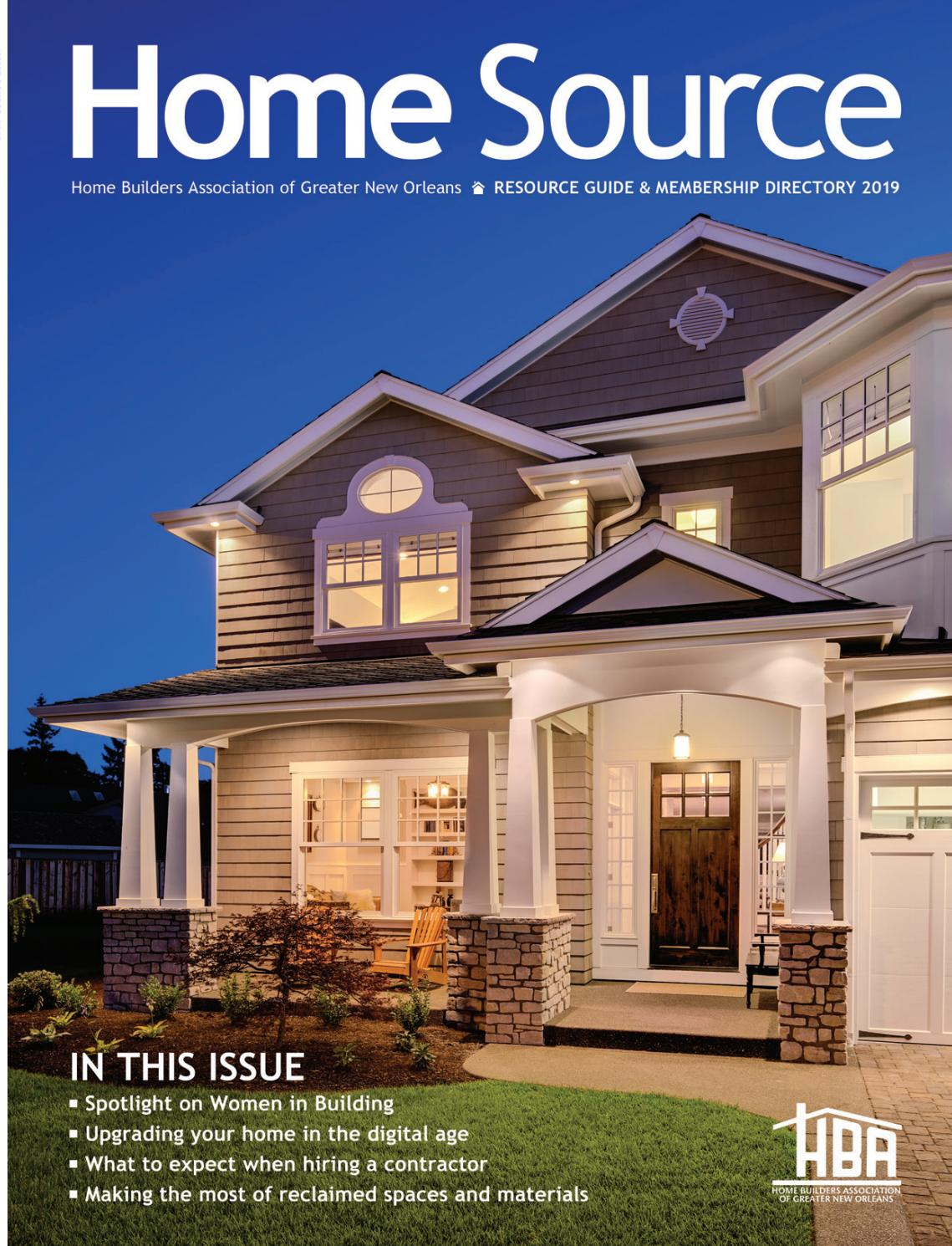 HBA Home Source 2019 by Renaissance Publishing - issuu