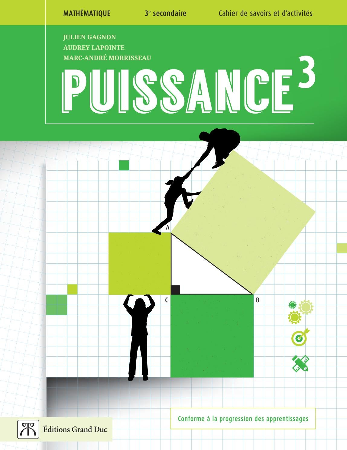 Puissance3 cahier extrait by Éditions Grand Duc issuu