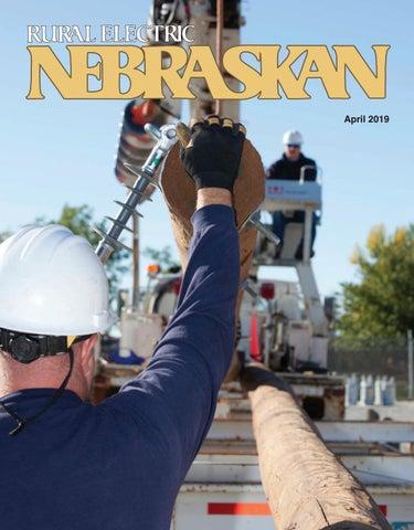 Rural Electric Nebraskan - 04/19 by Nebraska Rural Electric