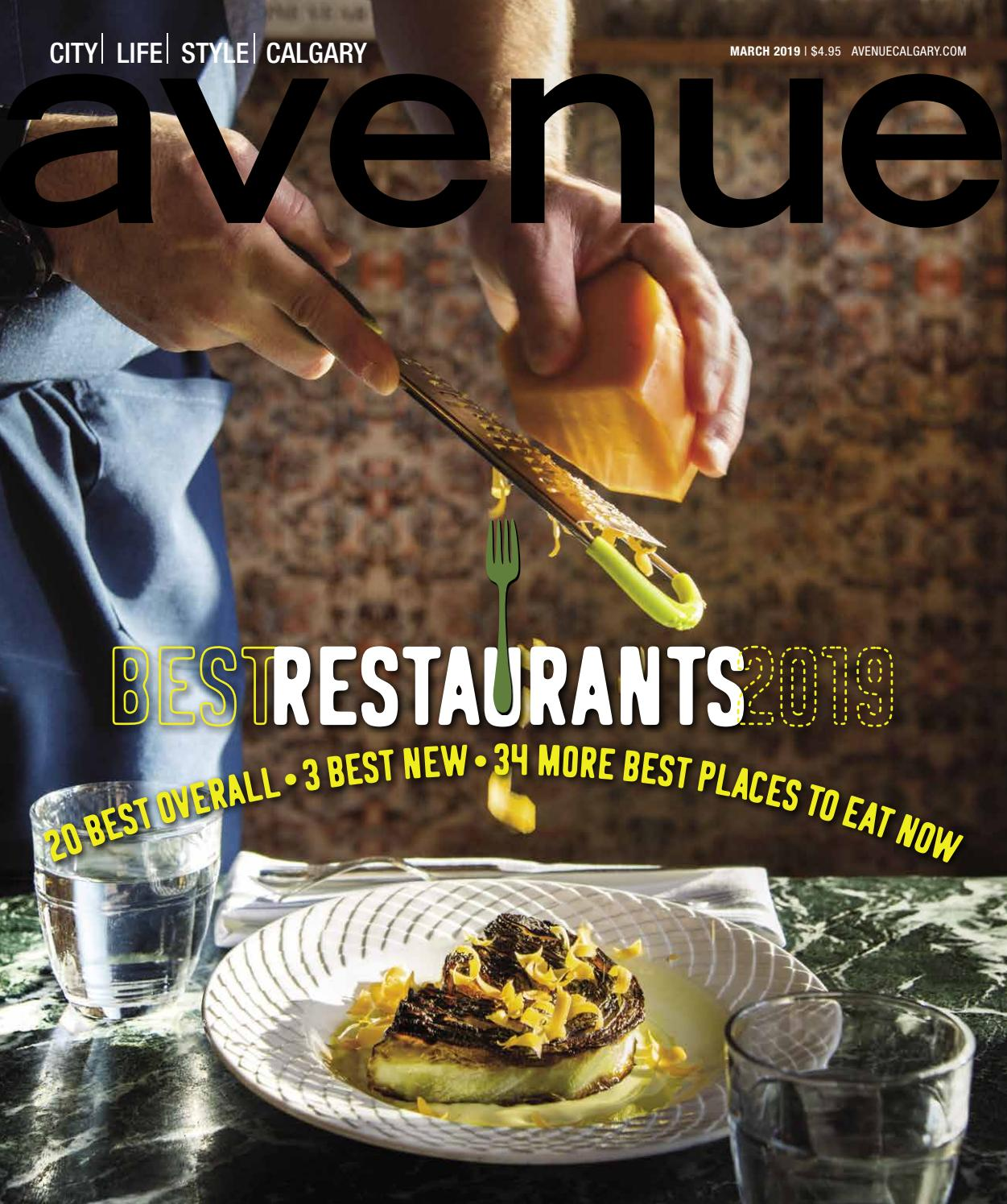 Avenue Calgary March 19 by RedPoint Media - issuu