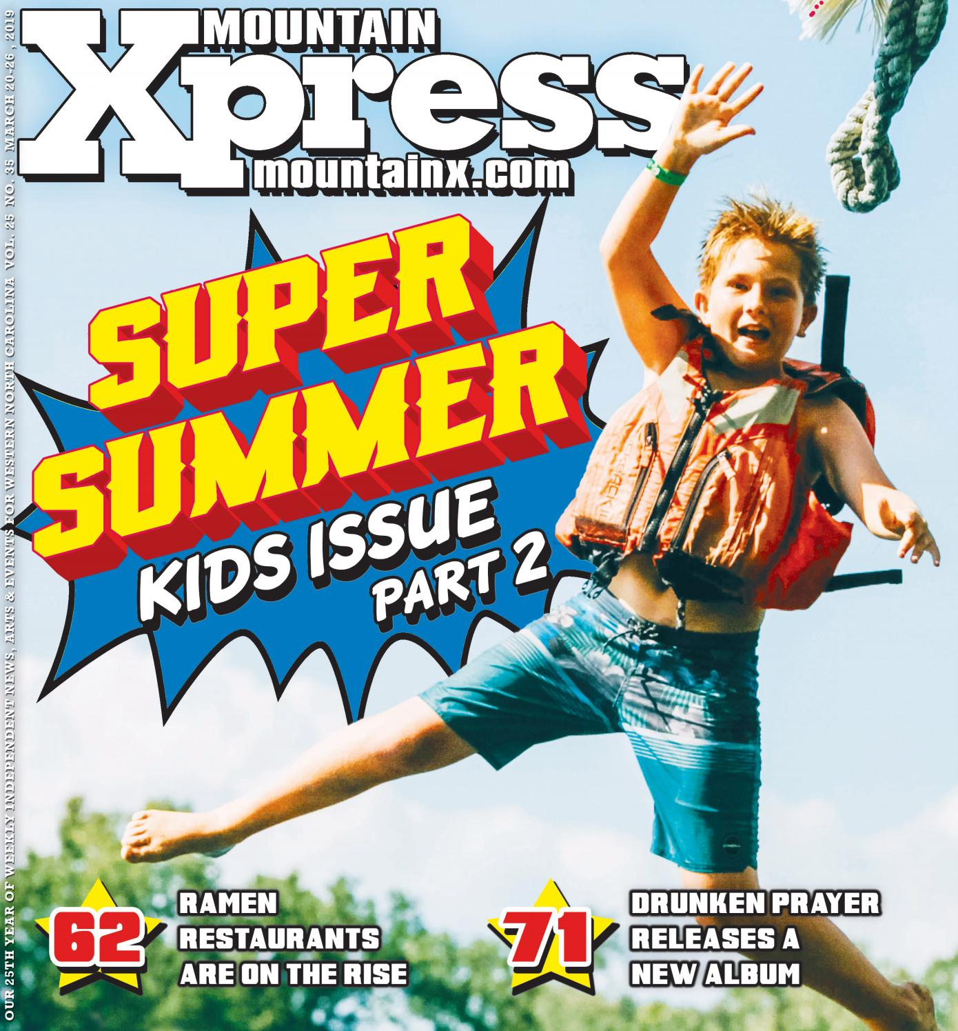 Mountain Xpress 03 20 19 by Mountain Xpress - issuu