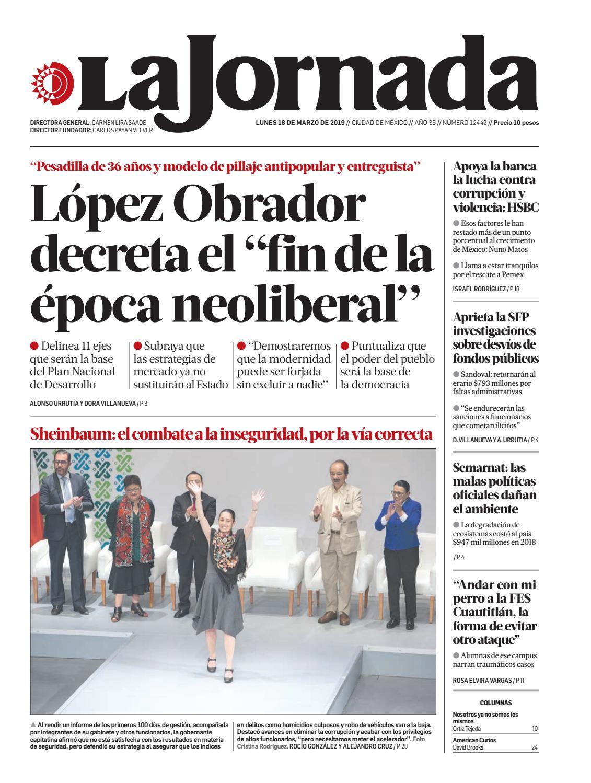 605c0a01d La Jornada