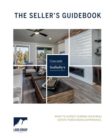 Steve Seller Guide by Ladd Group, Cascade Sotheby's