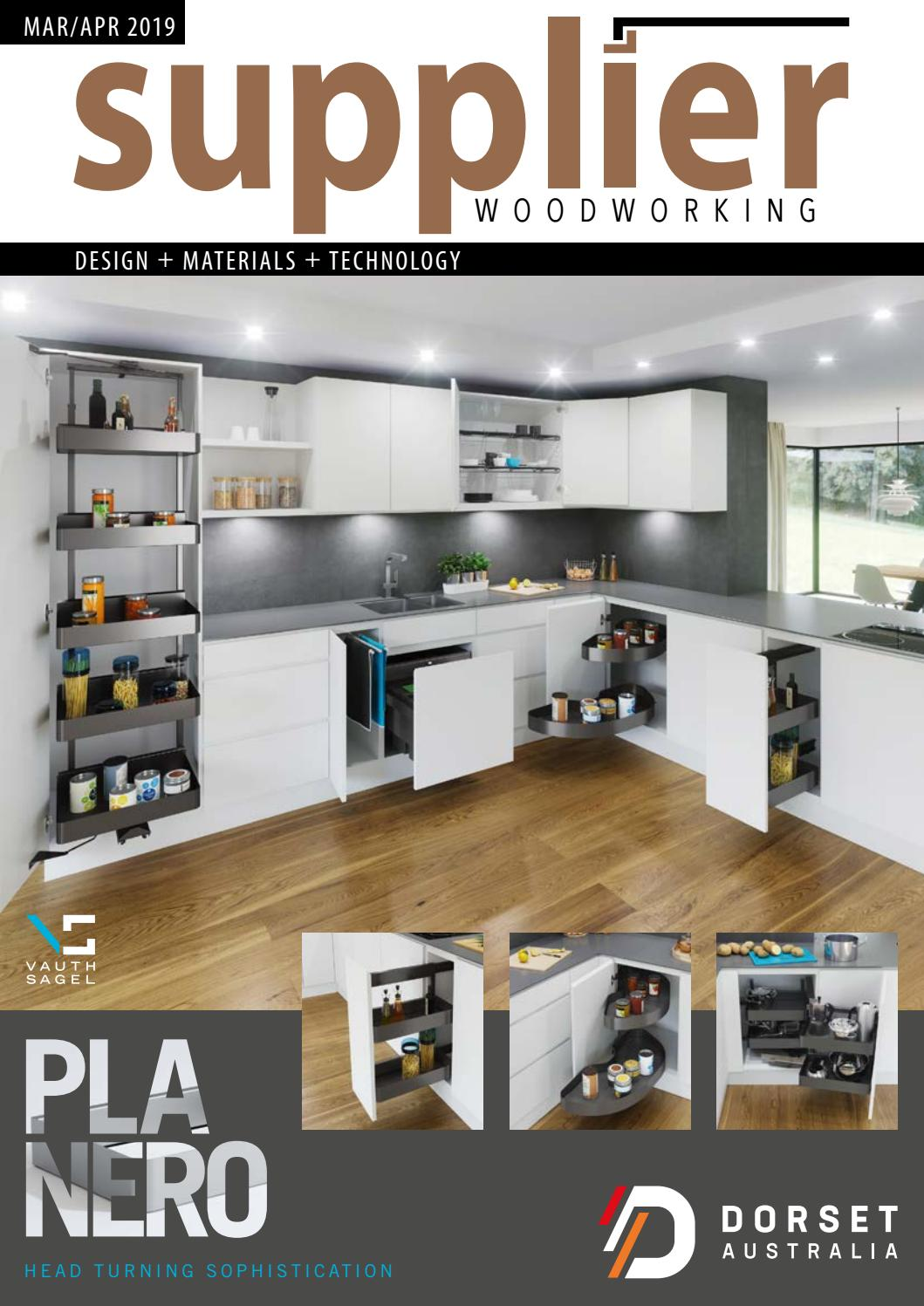 Prix Corian Au M2 supplier woodworking magazine march/april 2019elite