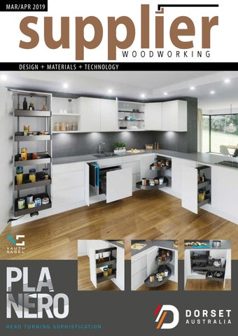Supplier Woodworking Magazine March April 2019 By Elite