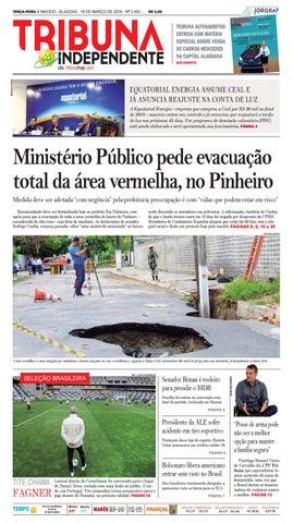 b4b1158627 TERÇA-FEIRA n MACEIÓ - ALAGOAS - 19 DE MARÇO DE 2019 - Nº 3.353 - R  2