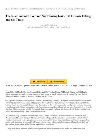 Breckenridge Piste Map Ebook Download