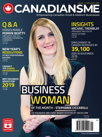 CanadianSME Business Magazine by CanadianSME - issuu