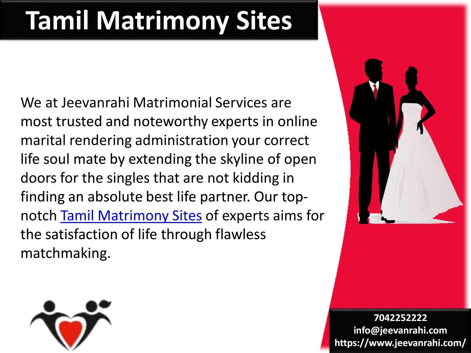 Online Tamil matchmaking Meetme aansluiting site