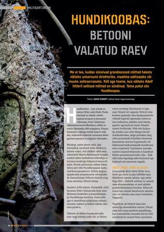 Page 60 of Hundikoobas: betooni valatud raev