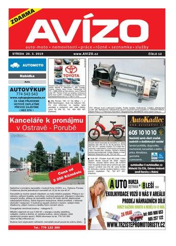 43ffb4efd9 AVÍZO č. 12 2019 by AVÍZO - issuu