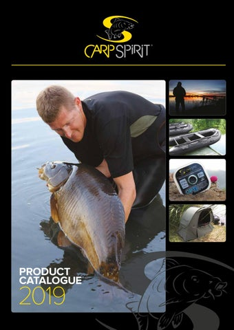 5565be7b51c21 Carp Spirit Catalogue 2018 by Shimano Italy Fishing - issuu