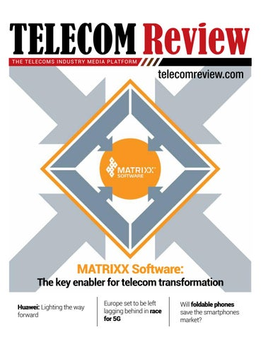 Telecom Review March 2019 by tracemedia - issuu