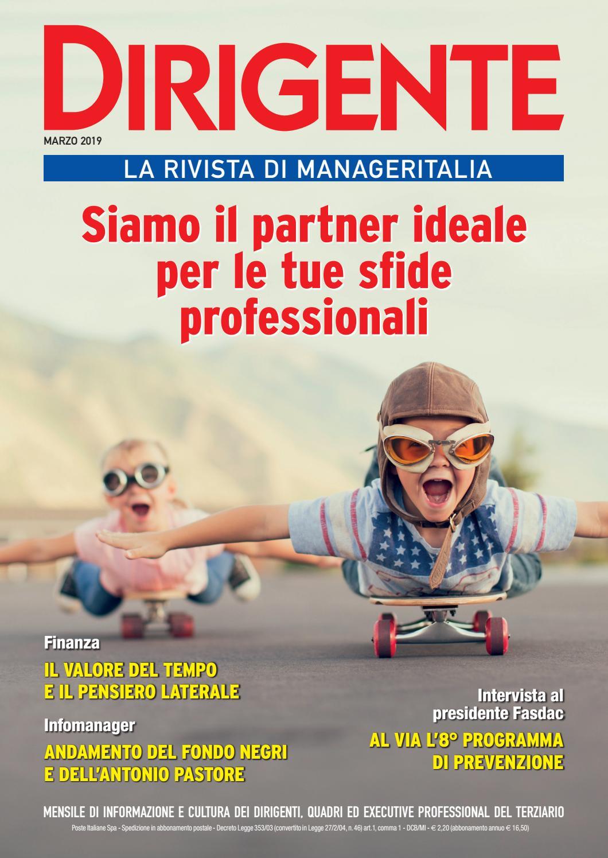 207dd443af DIRIGENTE - Marzo 2019 by Manageritalia - issuu