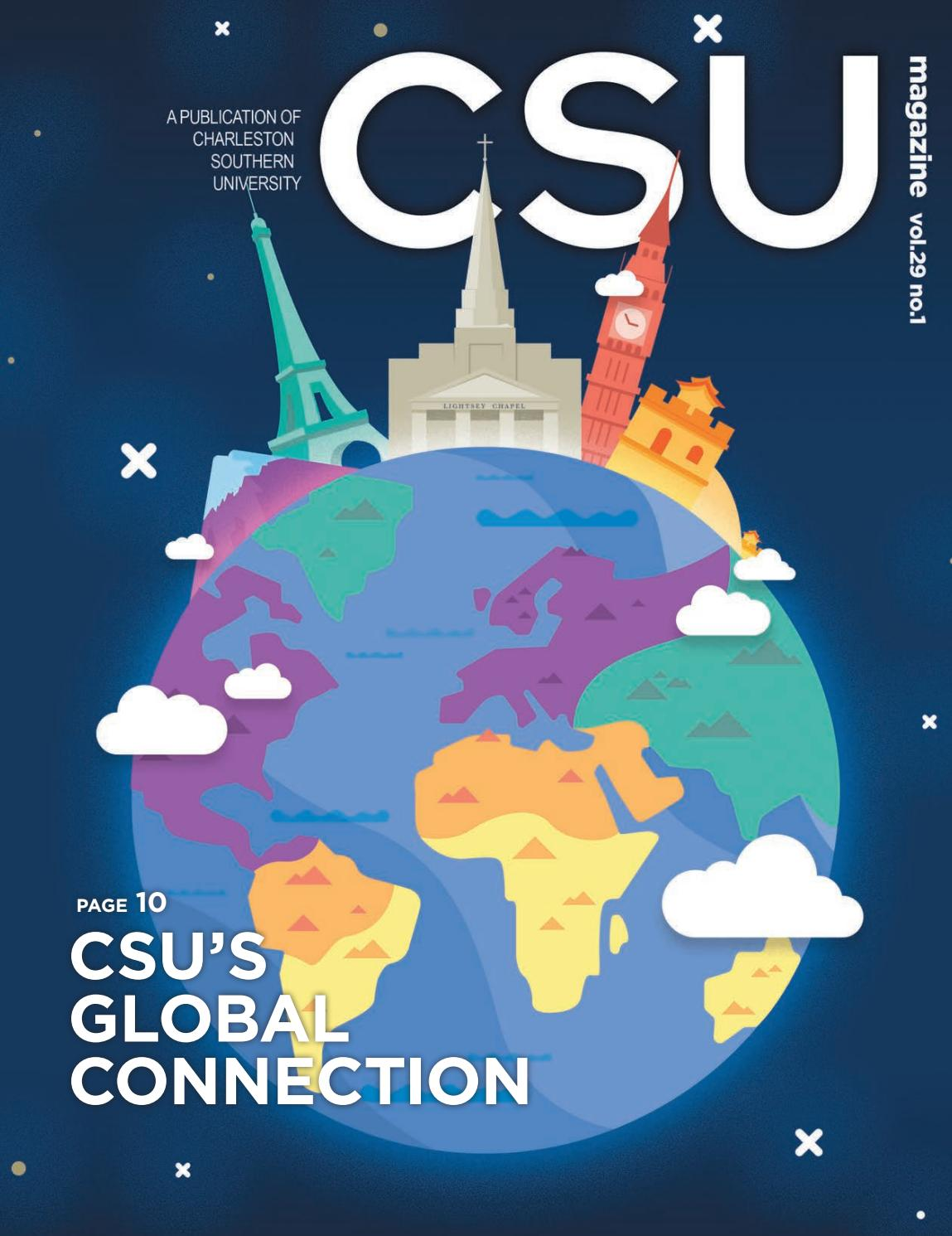 cdaeb188 CSU magazine vol 29 no 1 SPRING 2019 by Bob Durand Design - issuu