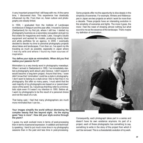 Page 21 of Interview with OLIVIER ROBERT
