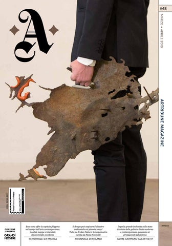 8d28fc6ca21c40 Artribune Magazine #48 by Artribune - issuu