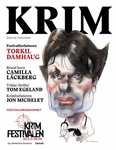 b7fa3adb Krimmagasinet 2019 by Cappelen Damm AS - issuu