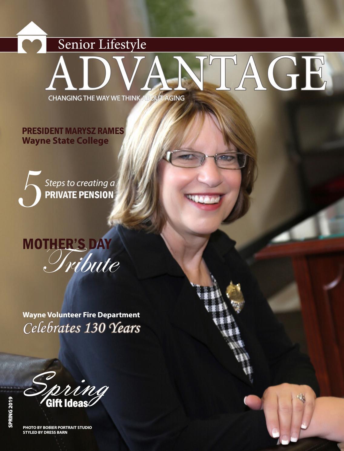 34de16236d8 Spring 2019 Senior Lifestyle Advantage Magazine by Senior Lifestyle  Advantage Magazine - issuu