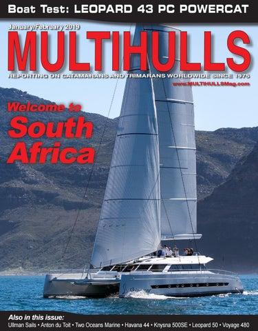 MULTIHULLS Magazine January/February 2019 by catamarans - issuu
