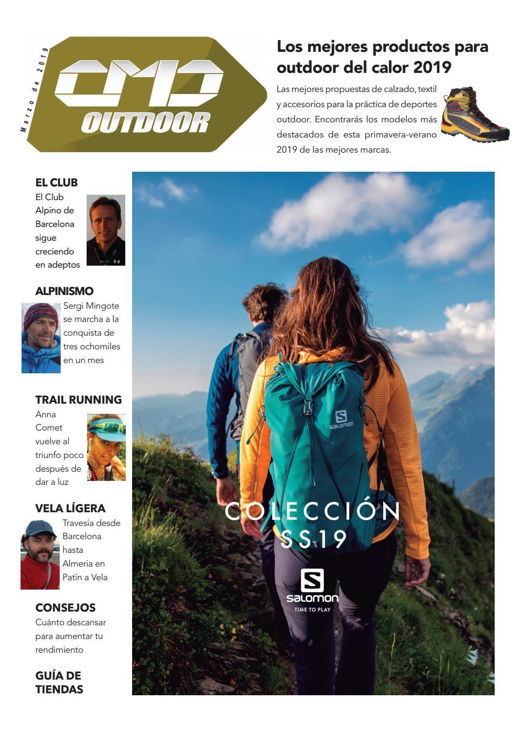 47b4dccd5 CMDsport Novedades outdoor primavera-verano 2019 by cmdsport - issuu