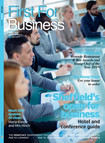 7173e11ea37 First for Business April 2019 by RMC Media - issuu