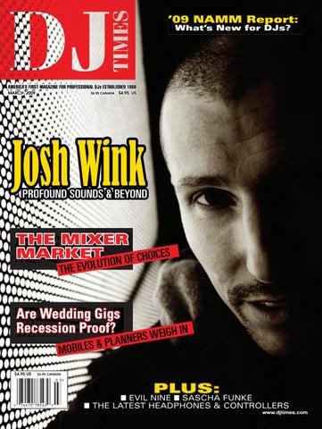 DJ Times March 2009, Vol 22 No 3 by DJ Times Magazine - issuu