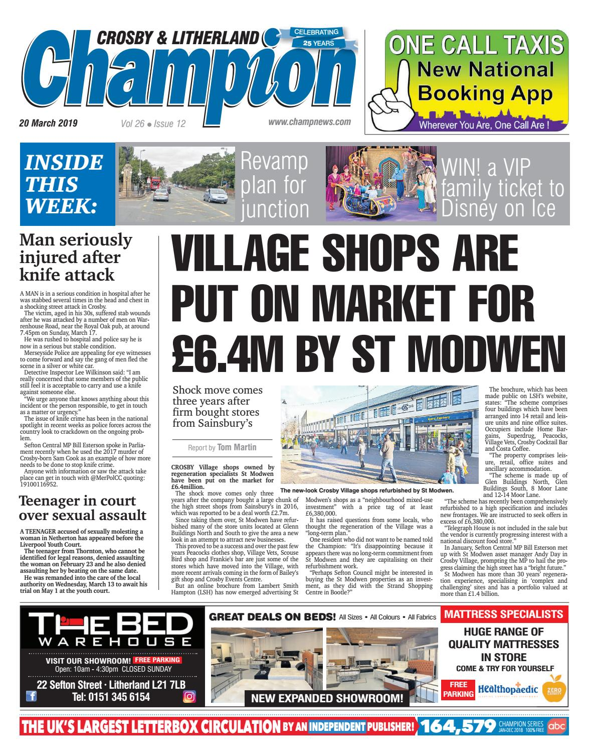 C1219 by Champion Newspapers - issuu