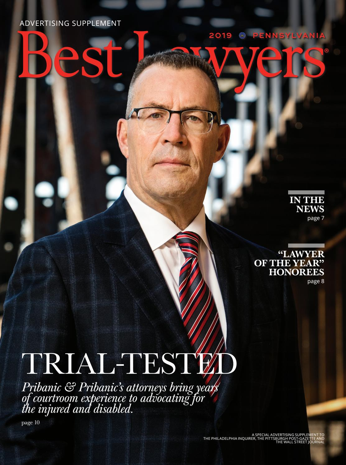 Best Lawyers In Pennsylvania 2019 By Best Lawyers Issuu