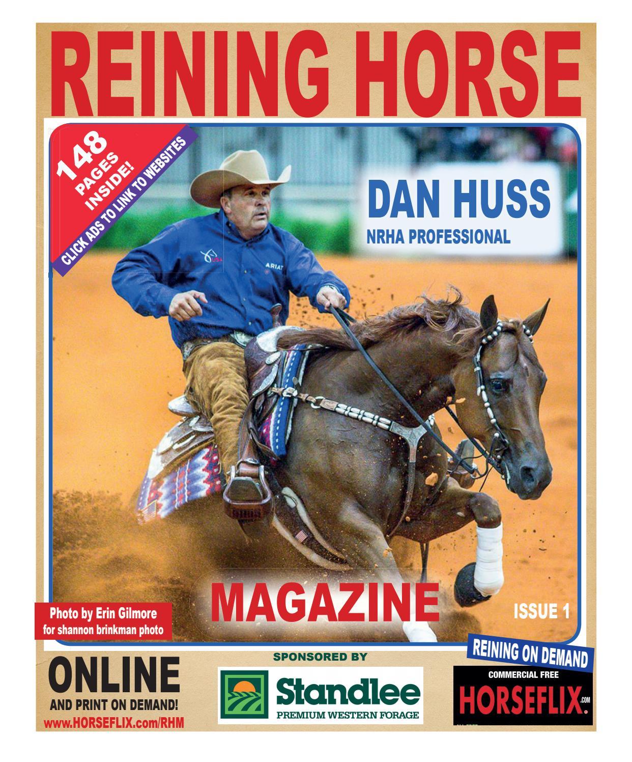 Reining Horse Magazine March 2019 by Bridle & Bit - issuu