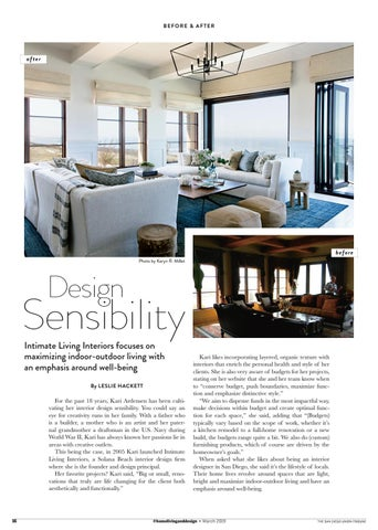 Page 16 of Before & After: Intimate Living Interiors