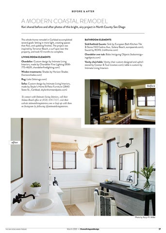 Page 17 of Before & After: Intimate Living Interiors