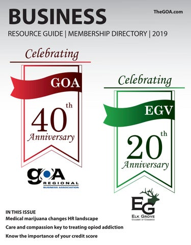 GOA Business Resource Guide - Town Square Publications