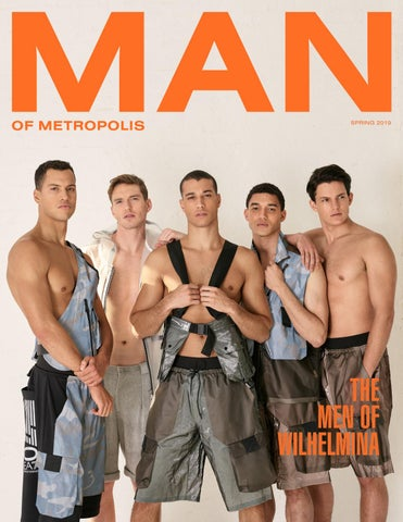 dc8b0e864b Issue 13: The Men of Wilhelmina by METROPOLIS STYLE - issuu