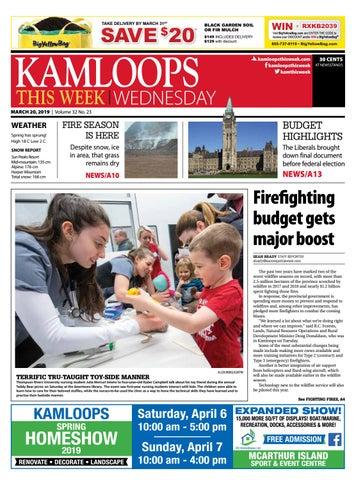 Kamloops This Week March 20 2019 By Kamloopsthisweek Issuu