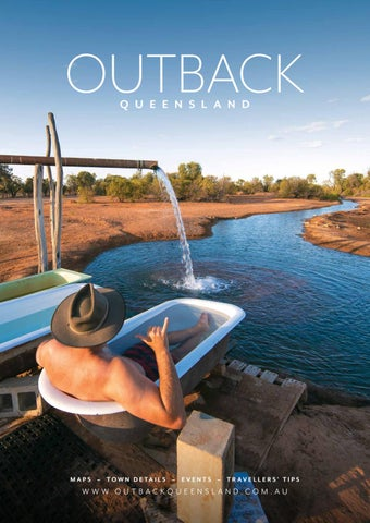 0ebfc6b7f42 Outback Queensland Traveller's Guide - 2019 by Vink Publishing - issuu